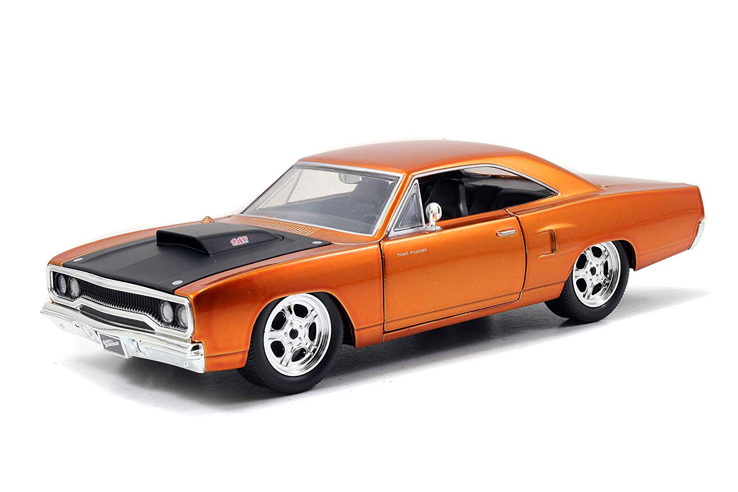 Форсаж - Плимут Раннер (Fast and Furious Diecast Vehicle - Plymouth Road Runner)