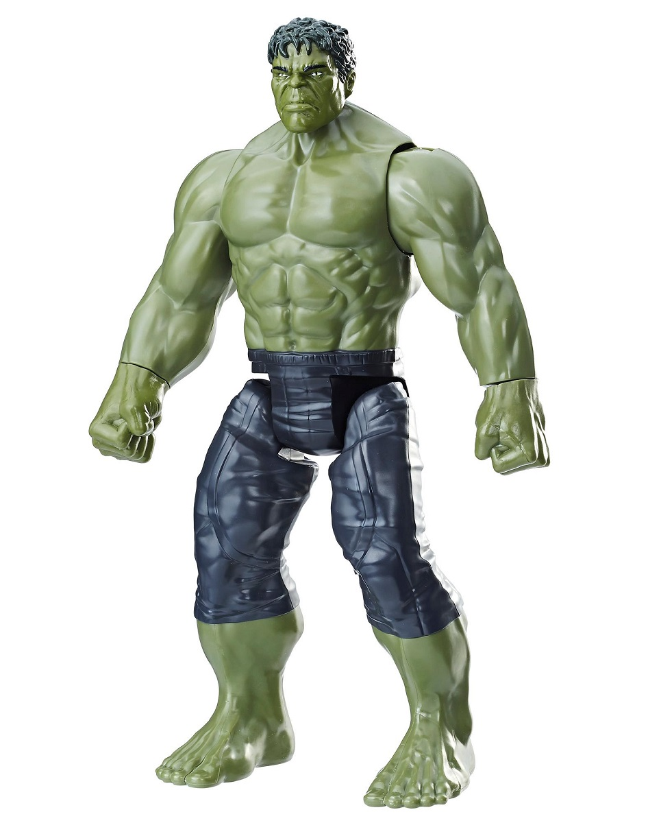 Фигурка Мстители: Война бесконечности - Халк (Marvel Avengers Infinity War Titan Hero Series Hulk with Titan Hero Power FX Port)