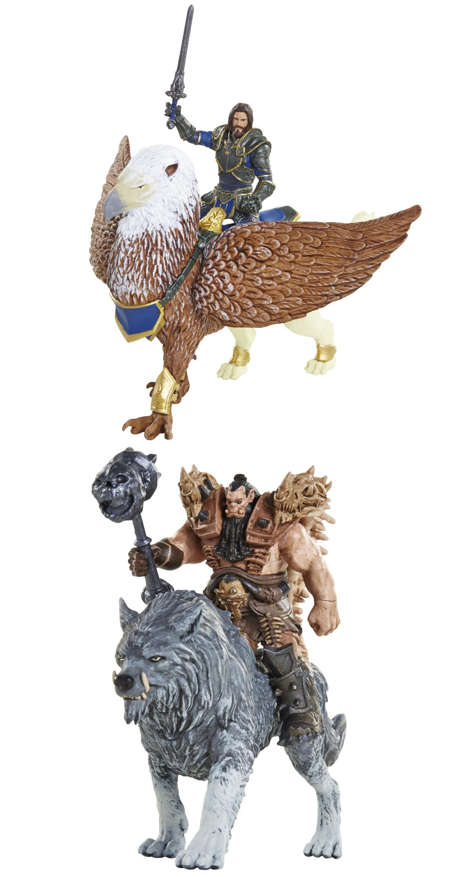 Warcraft Battle in a Box Action Figure pack