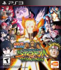 Naruto Shippuden: Ultimate Ninja Storm Revolution (PS3)