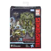 Игрушка Трансформеры: Бамблби (Transformers: The Last Knight Delux WII Bumblebee)