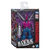 Игрушка Трансформеры Война за кибертрон Спинистер (Transformers: War for Cybertron - Siege Deluxe Class Spinister Action Figure)