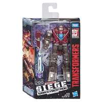 Игрушка Трансформеры Война за Кирбертрон Осада Делюкс Скайтред (Transformers Generations War for Cybertron: Siege Deluxe Class Wfc-S7 Skytread) BOX