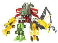 Transformers: Revenge of the Fallen Devastator