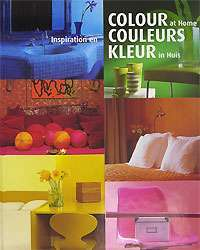 Colour at Home / Inspiration en couleurs / Kleur in Huis