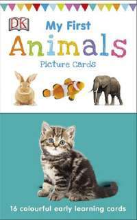 My First Animals: Picture Cards #1