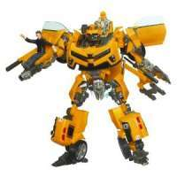 Transformers Human Alliance Bumblebee with Sam Witwicky