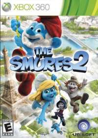 The Smurfs 2 The game (Xbox 360)