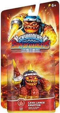 Skylanders SuperChargers: Drivers Lava Lance Eruptor Character Pack #2