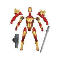 Iron Man 3 Avengers Initiative Assemblers Interchangeable Armor System Iron Man Mark 42 #4
