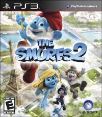 The Smurfs 2 The game (PS3)