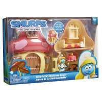 Игрушки Смурфити с домиком (Smurfs The Lost Village Mushroom House Playset with Smurfette Figure) 4