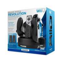DreamGEAR Wii U Quad Dock Revolution Charger #2