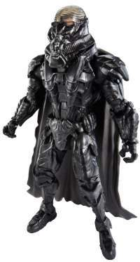 Man of Steel Movie Masters General Zod with Kryptonian Armor #2