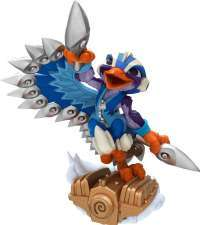 Skylanders SuperChargers: Drivers Stormblade Character Pack #2
