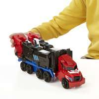 Transformers Robots in Disguise Mega 3-Step Changers Optimus Prime #4