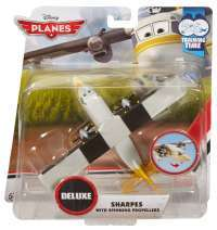 Самолеты: Шарпс (Planes: Training Time DELUXE Sharpes with Spinning Propellers)
