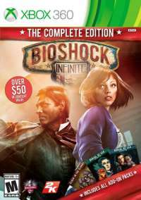 Bioshock Infinite: The Complete Edition (Xbox 360)