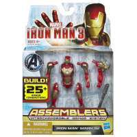 Iron Man 3 Avengers Initiative Assemblers Interchangeable Armor System Iron Man Mark 42 #1