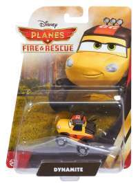 Самолеты 2: Динамит (Disney Planes: Fire & Rescue Dynamite) #2
