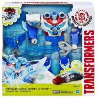 Transformers: Robots in Disguise Power Surge Optimus Prime #4