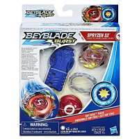 Волчок Бейблейд: Взрыв Спрайзен [Beyblade Burst Evolution Rip Fire Starter Pack Spryzen S2]  box