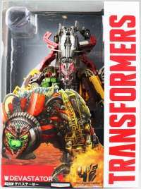 Transformers: Revenge of the Fallen Devastator #1