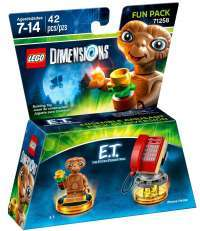 LEGO Dimensions: E.T. Fun Pack