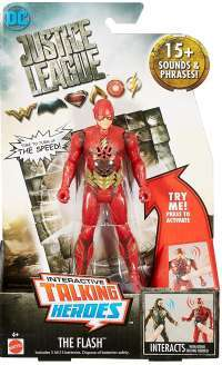 Игрушка Флэш (DC Comics Multiverse Justice League Movie The Flash Figure)