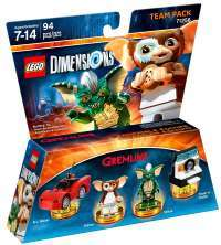 LEGO Dimensions: Gremlins Team Pack