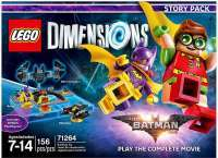 Фигурки LEGO Dimension Batman Movie Story Pack