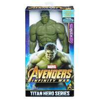 Фигурка Мстители: Война бесконечности - Халк (Marvel Avengers Infinity War Titan Hero Series Hulk with Titan Hero Power FX Port) box