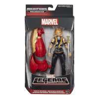 Валькирья (Marvel Legends Infinite Series Fearless Defenders Valkyrie) box