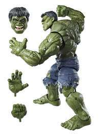 Игрушка Халк (Marvel Legends Series Hulk)