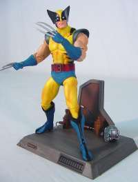 Росомаха (Marvel Select: Wolverine Action Figure) #4