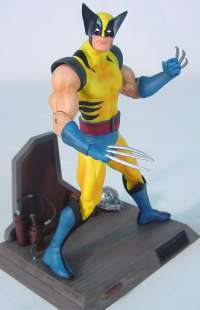 Росомаха (Marvel Select: Wolverine Action Figure) #5