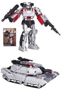 Transformers Generations Combiner Wars Leader Class Megatron