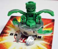 Bakugan Mechtanium Surge Heavy Metal MUTANT ELFIN (750-950G) #1