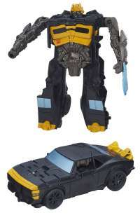 Transformers: Age of Extinction One-Step Changer High Octane Bumblebee
