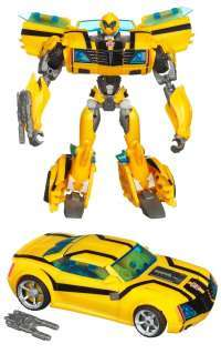 Transformers: PRIME Deluxe BUMBLEBEE First Edition