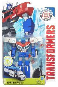 Transformers Robots in Disguise Warrior Power Surge Optimus Prime #1