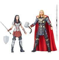 Фигурки Тор: Царство тьмы - Тор и Сиф (Marvel Studios: The First Ten Years Thor: The Dark World Thor and Sif)