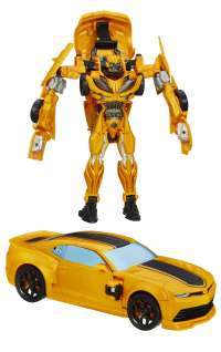 Transformers: Age of Extinction Flip and Change Autobot Bumblebee