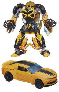 Transformers: Age of Extinction Deluxe Bumblebee