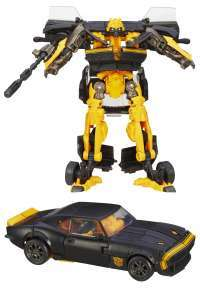 Transformers: Age of Extinction Generations Deluxe High Octane Bumblebee