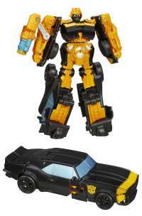 Transformers: Age of Extinction Power Attacker High Octane Bumblebee