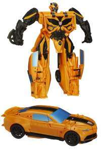 Transformers: Age of Extinction Mega 1-Step Bumblebee