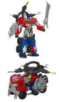 Transformers: Beast Hunters Leader OPTIMUS PRIME