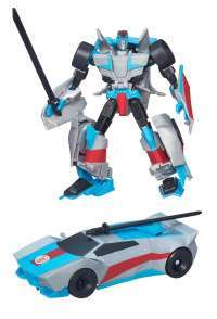 Transformers Clash of the Transformers Warriors Class Sideswipe