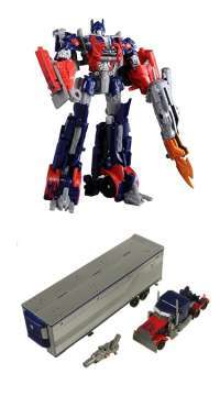 Transformers: Dark of the Moon MechTech Deluxe Movie Allstar Ultra OPTIMUS PRIME